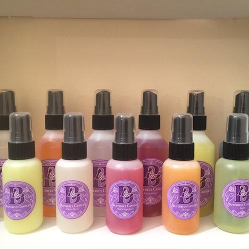 50ml Fragranced Sprays L - Z