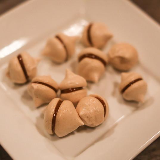 Meringue Cookies - Maribel Castañeda