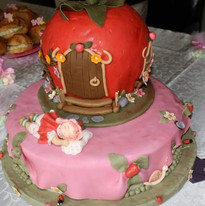 Baby Shower Cake - Maribel Castañeda