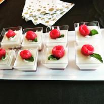 White Chocolate Mousse - Maribel Castañe