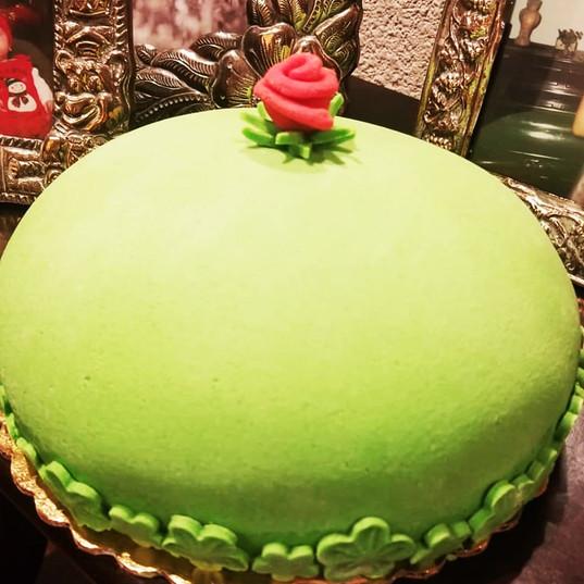 Swedish Princess Cake - Maribel Castañeda