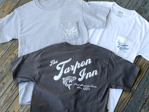 Tarpon T-Shirt w/Pocket
