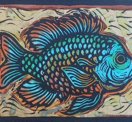 Sunfish - by Anita Hagan.JPG