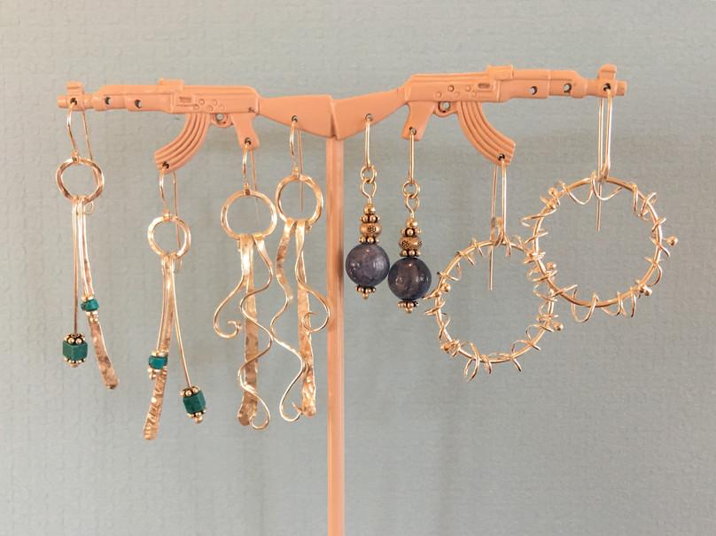 Earrings Group 3
