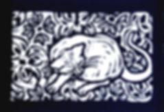 Sleeping Cat BW.jpg