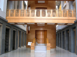 Prettyman Entrance to Staircase 2.JPG