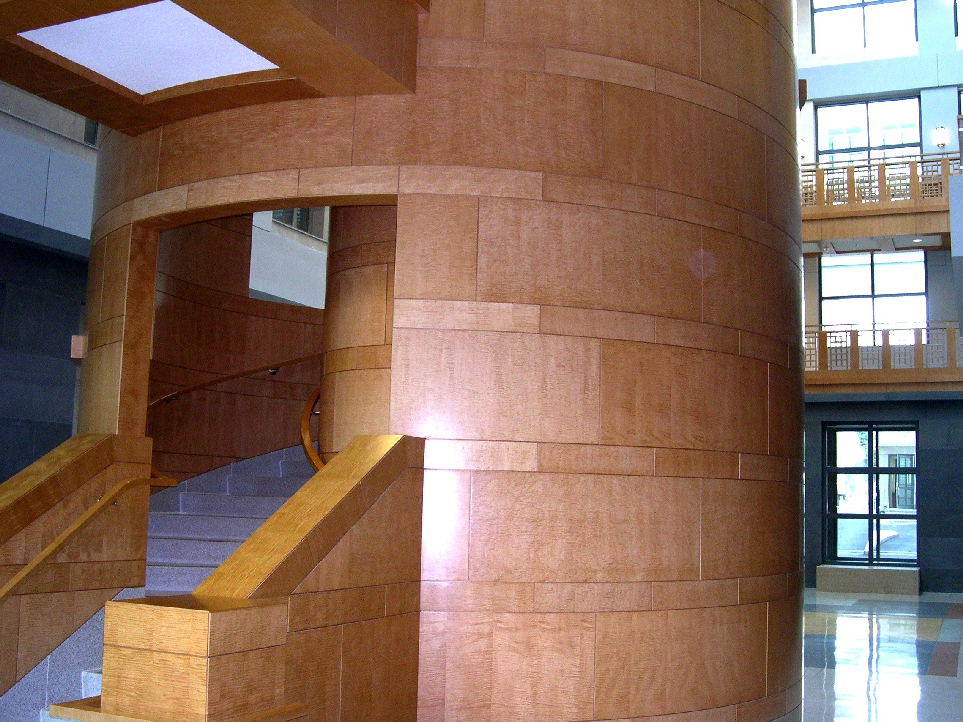 Prettyman Close up to Staircase3.JPG