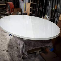 High Gloss Table