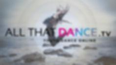 Dancer jumping on beach