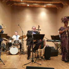 Diva Tribute with Bobby Shew  in Corrales, NM