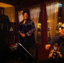 San Diego with Joyce Caci and Barry Wedgle