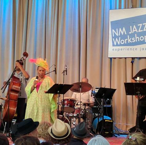 Jazz Under The Stars 2017 Albuquerque Museum Amphitheatre