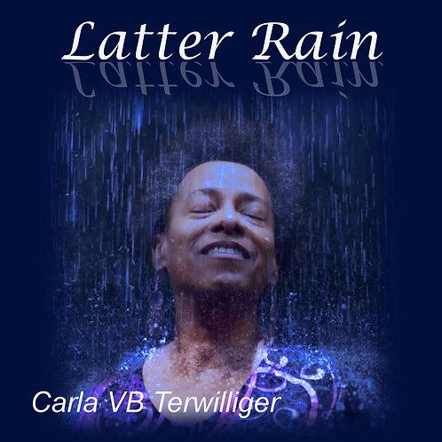 Latter Rain CD
