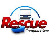 Rescue Computer Service Logo