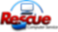 Rescue Computer Service Logo 1