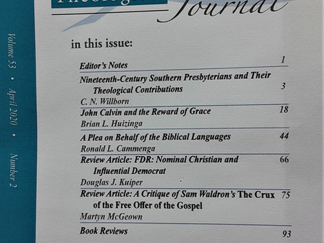 PRCTS Spring Journal Now Available!