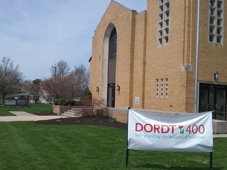 Seminary Dordt400 Conference - Thursday, April 25, 2019