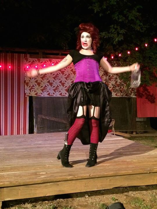 Ruffiana in Kill the Messenger, Performed by Katy Smaczniak