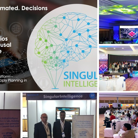 Singular Intelligence at Nasscom XPERIENCE AI Showcase