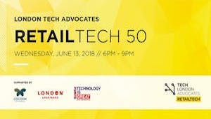 Singular Intelligence Named One Of The Top 50 UK Retail Tech Companies by London Tech Advocates