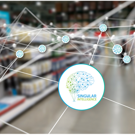 The UK's innovation agency, Innovate UK supports Singular Intelligence for FMCG & Retail resilience