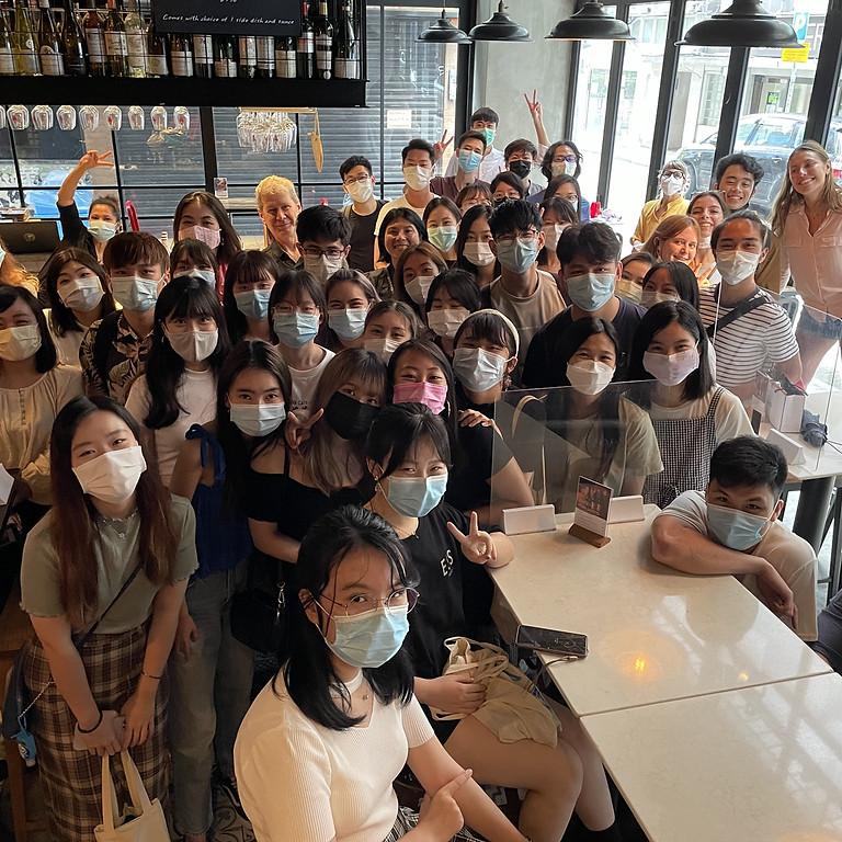 Tasting Workshop with HKBU - 品酒會 (香港浸會大學)