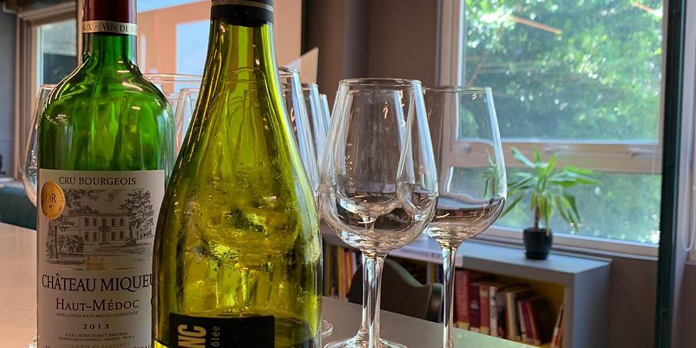 An organic wine Tour de France - 有機美酒環法之旅