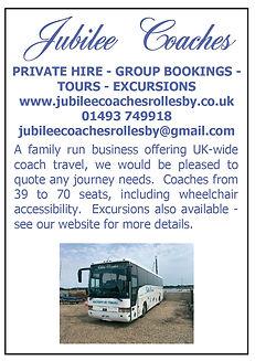 Jubilee Coaches Logo