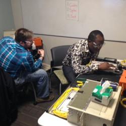 Day 4 Fiber Optic Class Project