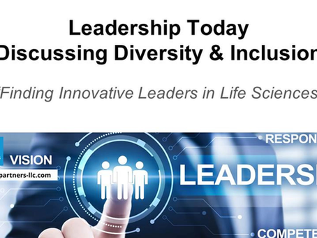 Diversity & Inclusion - Leadership Today Video Series #3