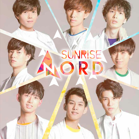 "2017.07.01 Released Sony Music Entertainment Inc.  NORD SUNRISE [Single] M-2 ""Beautiful Girl""  Music : 7th Avenue Arrangement : 7th Avenue Lyrics : 7th Avenue"