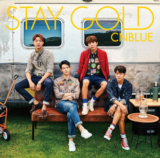"""2017.10.18 Released Warner Music Japan Inc.  CNBLUE STAY GOLD [Album] M-6 """"Butterfly""""  Music : Jung Yong-Hwa (CNBLUE) Arrangement : 7th Avenue, TIENOWA Lyrics : Jung Yong-Hwa (CNBLUE), HASEGAWA"""