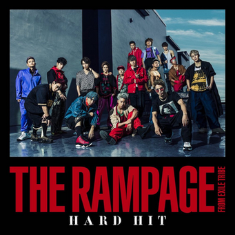 """2018.07.18 Released rhythm zone  THE RAMPAGE from EXILE TRIBE HARD HIT  [Single] M-2 """"BREAKING THE ICE""""  Music : 7th Avenue, Erik Lidbom Arrangement : 7th Avenue Lyrics : YVES&ADAMS"""