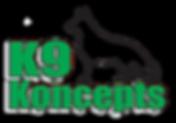 K9Koncepts - K9 Dog Training in Baltimore