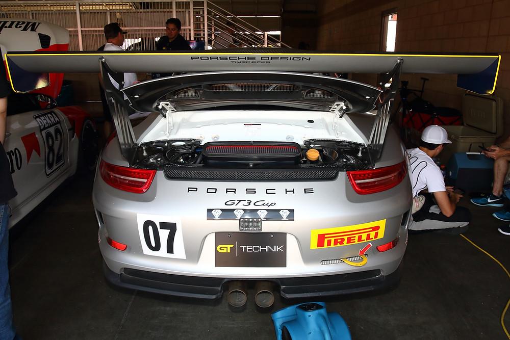 GT Technik Porsche 991 GT3 Cup