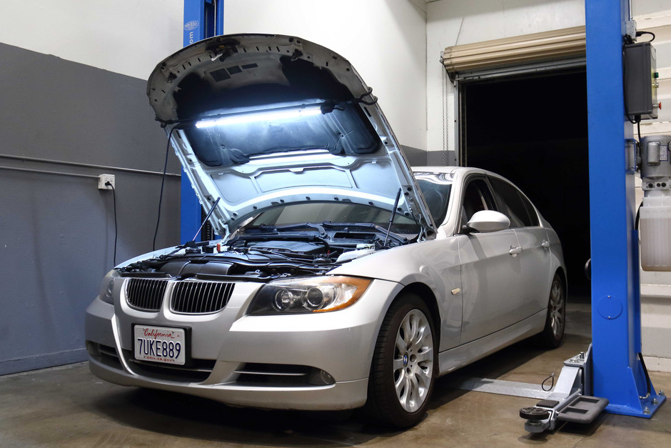 2007 BMW 335i High Pressure Fuel Pump Replacement