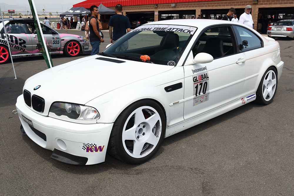 Hoonigan's E46  BMW M3 driven by Vincent Anatra