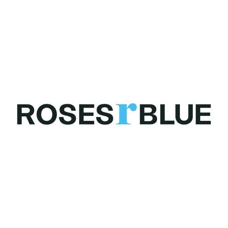 rosesRblue