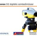 Stonex D2 kezikonyv borito