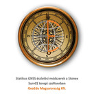 Statikus észlelés SurvCE StonexS9 címlap