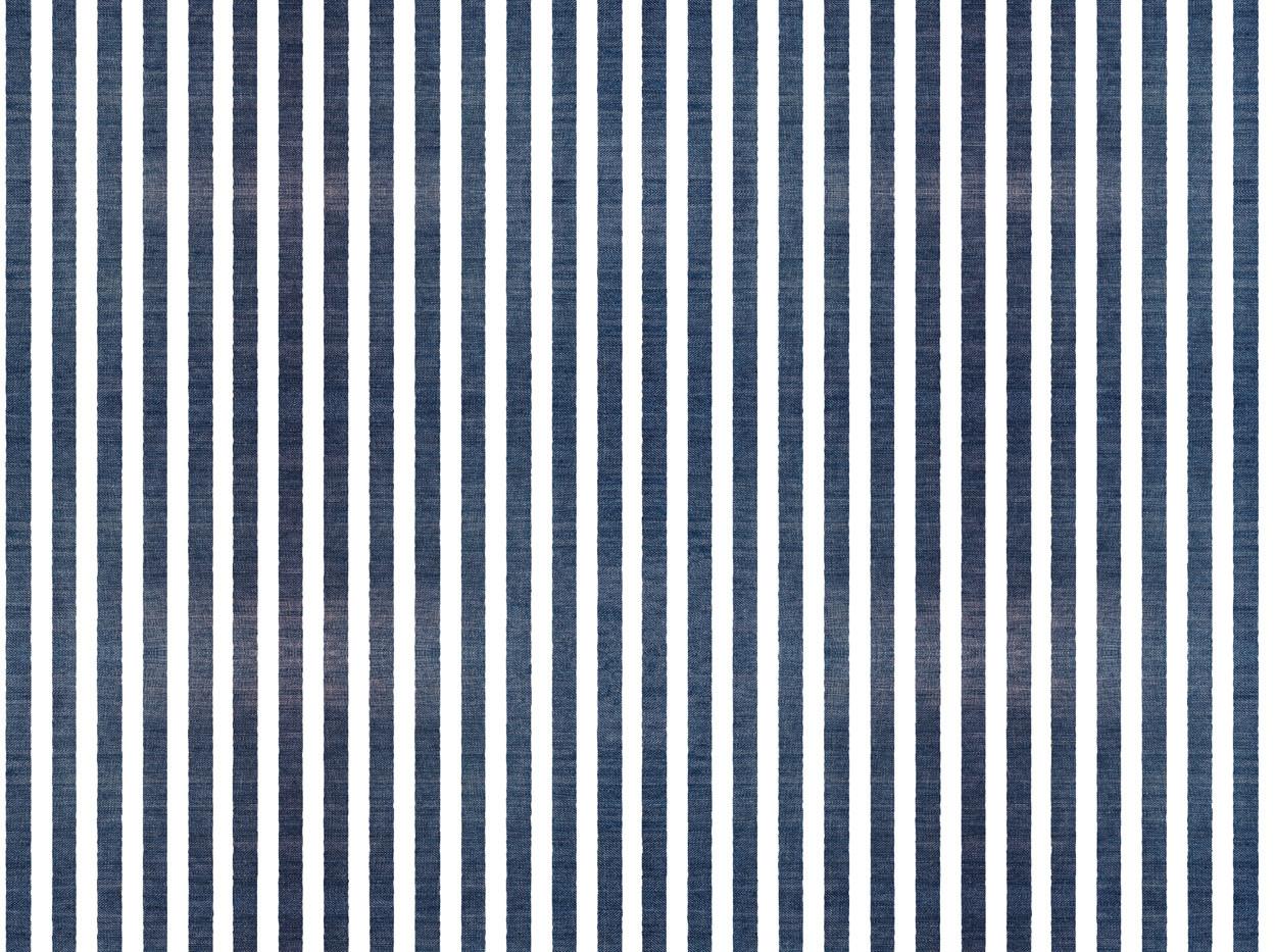 Denim Stripes . 501 Original Blue