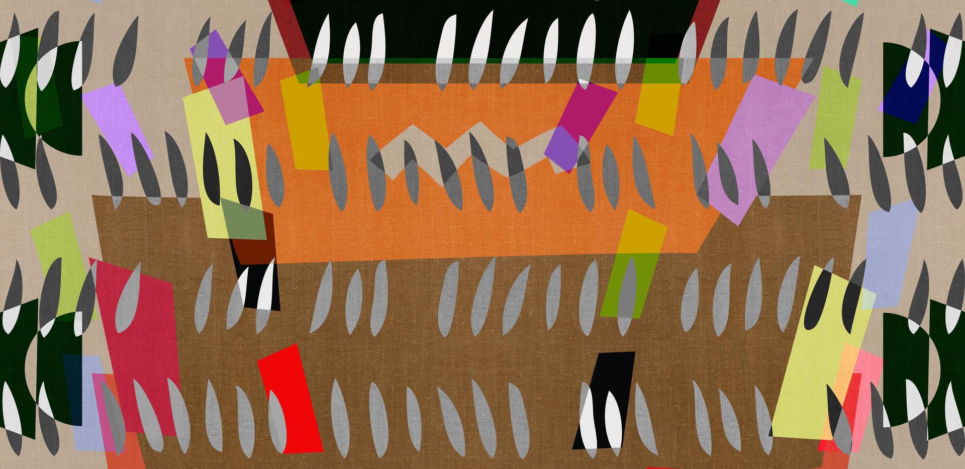 Matisse . Udon Party #2 Linen