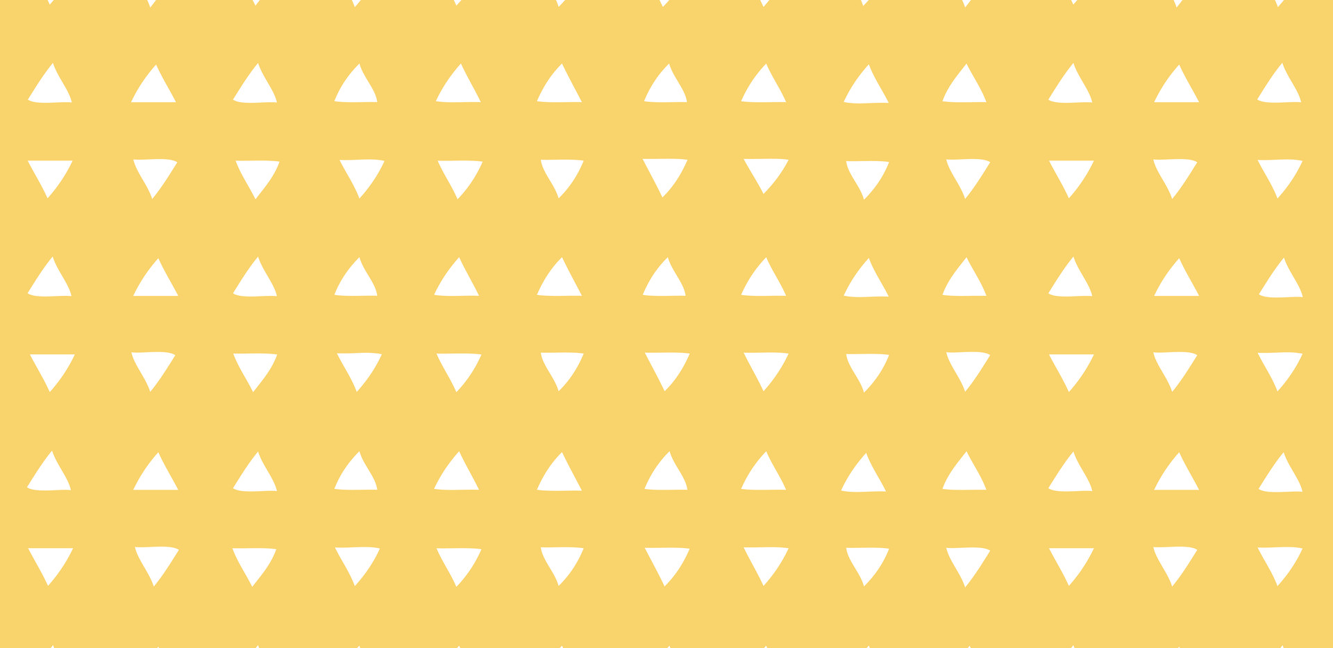 Tiny Triangles . Perfect Yellow