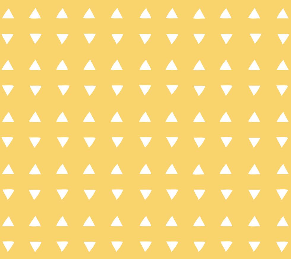 Tiny Triangles . Perfect Yellow