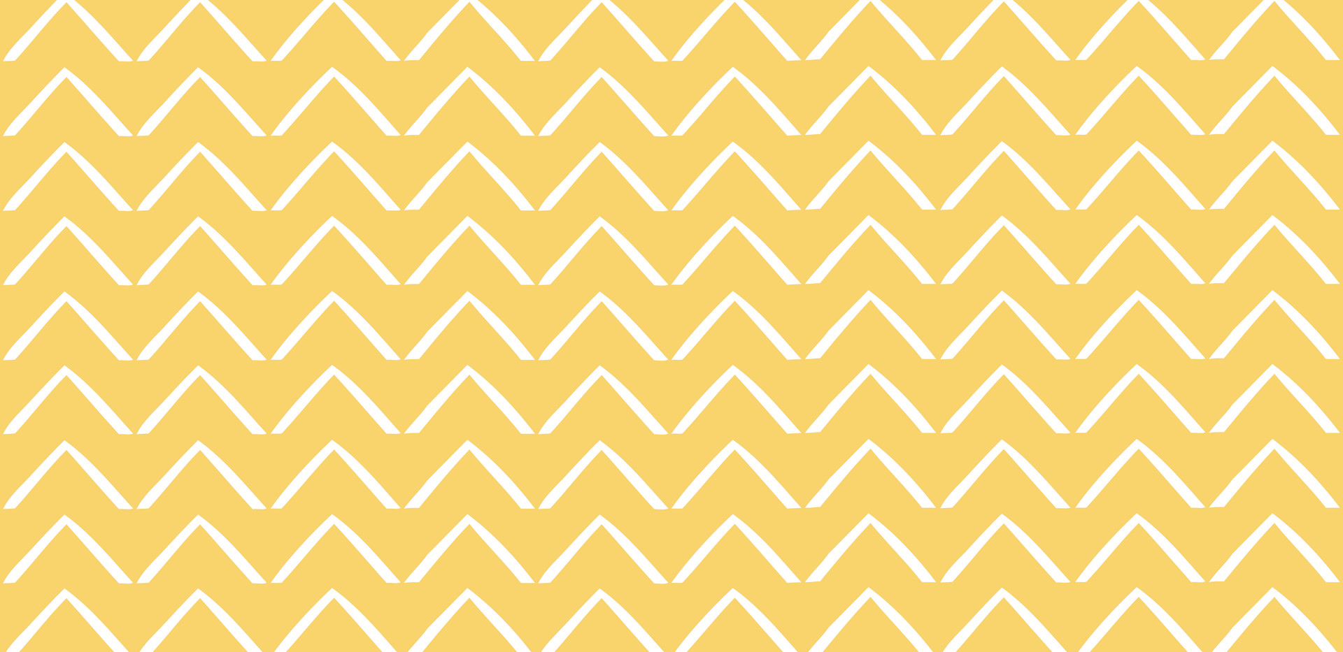 ZigZag Arrows . Perfect Yellow