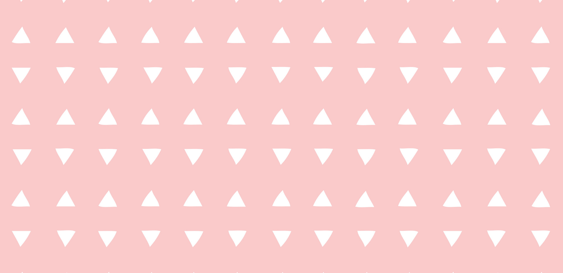 Tiny Triangles . Blush