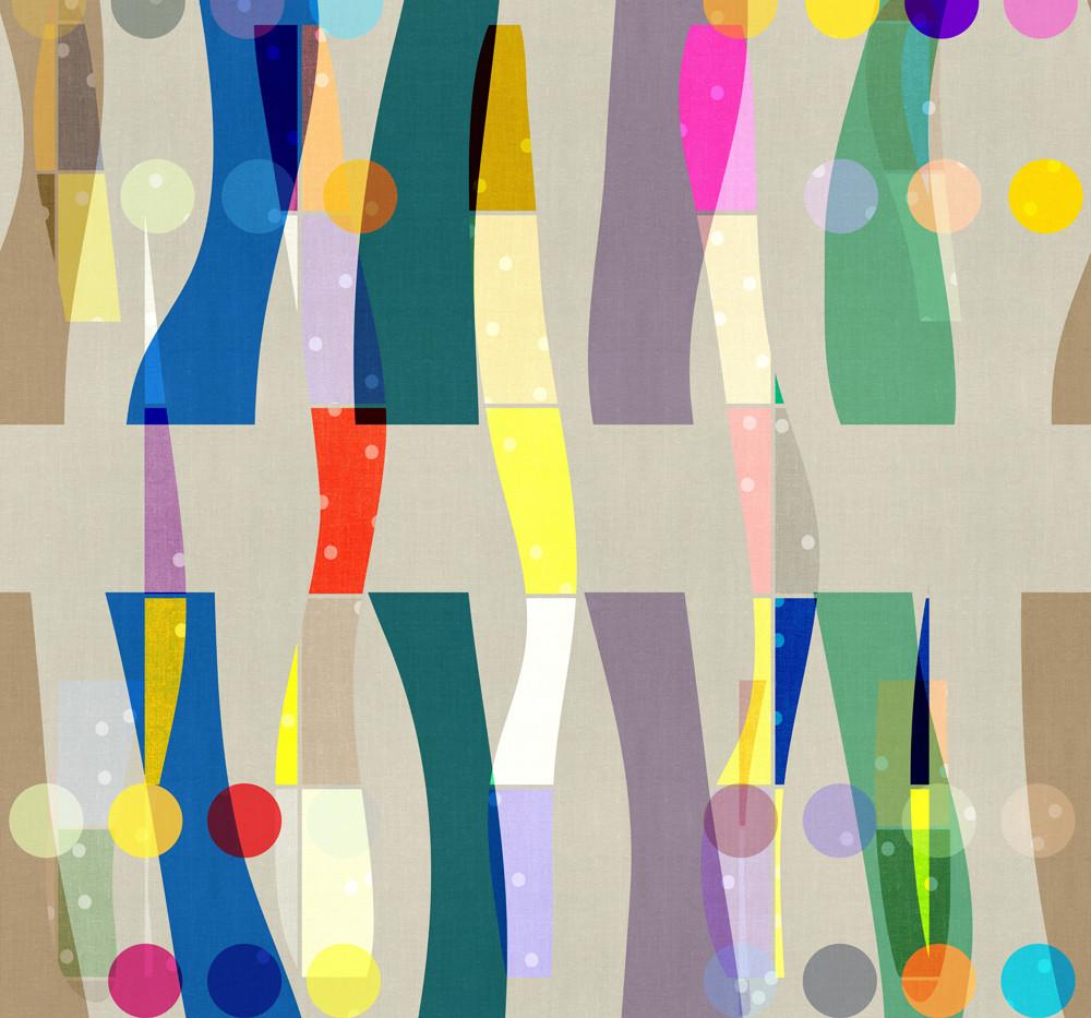 Color Block Linen . Matisse Interrupted
