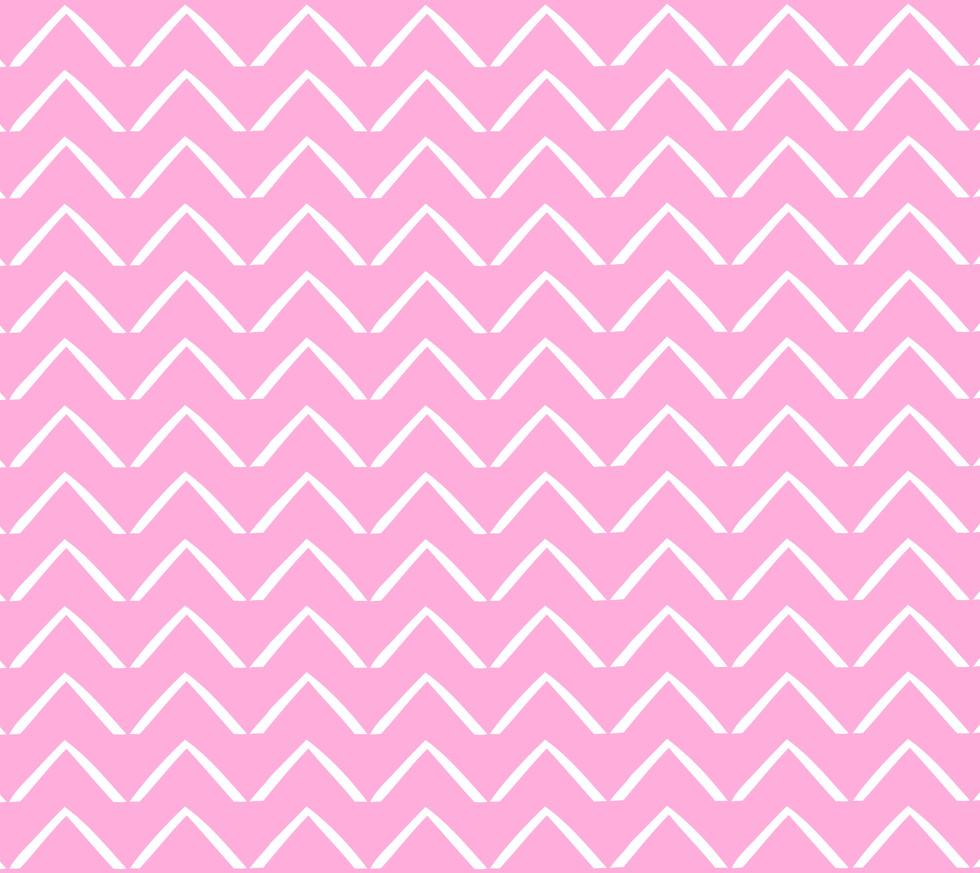 ZigZag Arrows . Perfect Pink