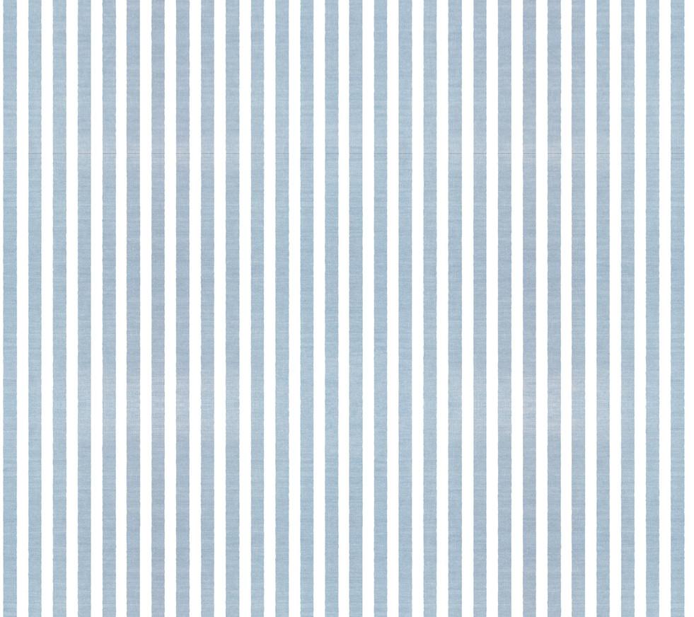 Denim Stripes . 501 Faded Blue