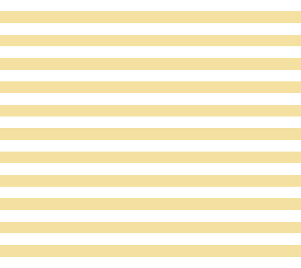 Cabana Stripe . Buttercup